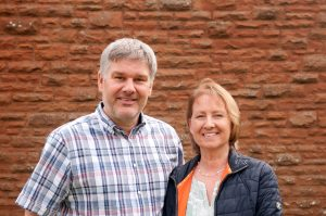 Andy & Jane Coombes