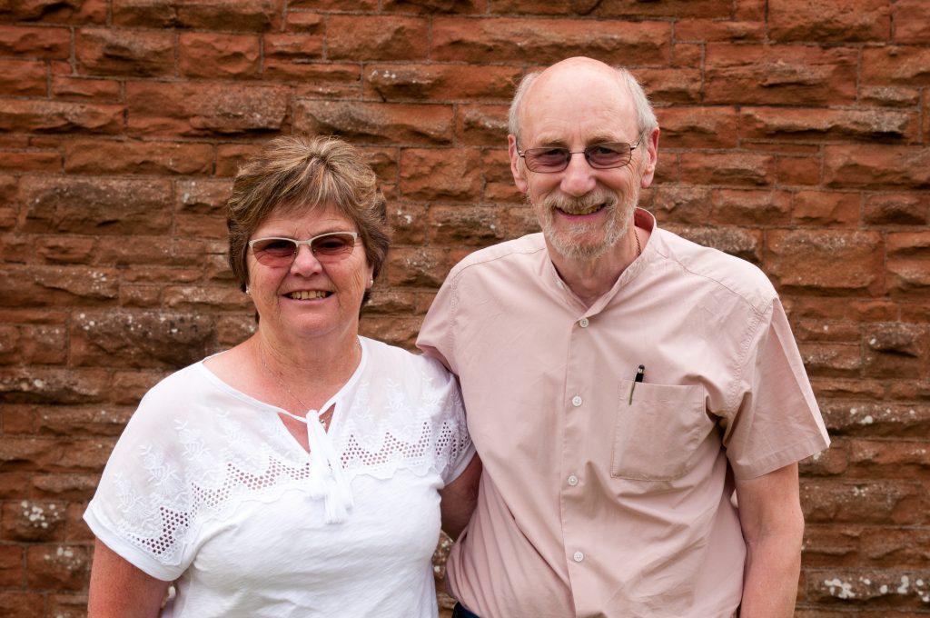 Anthea & Clive Brooks