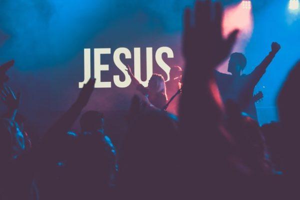 Jesus the focus of worship