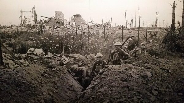 remembering the war that ends all wars