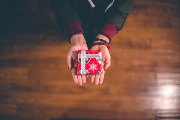 What's the best gift you could receive this Christmas?