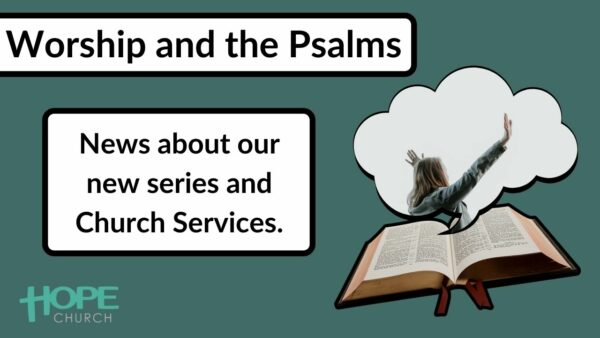 News about our new teaching series