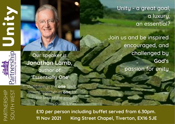 Unity Partnership UK Event